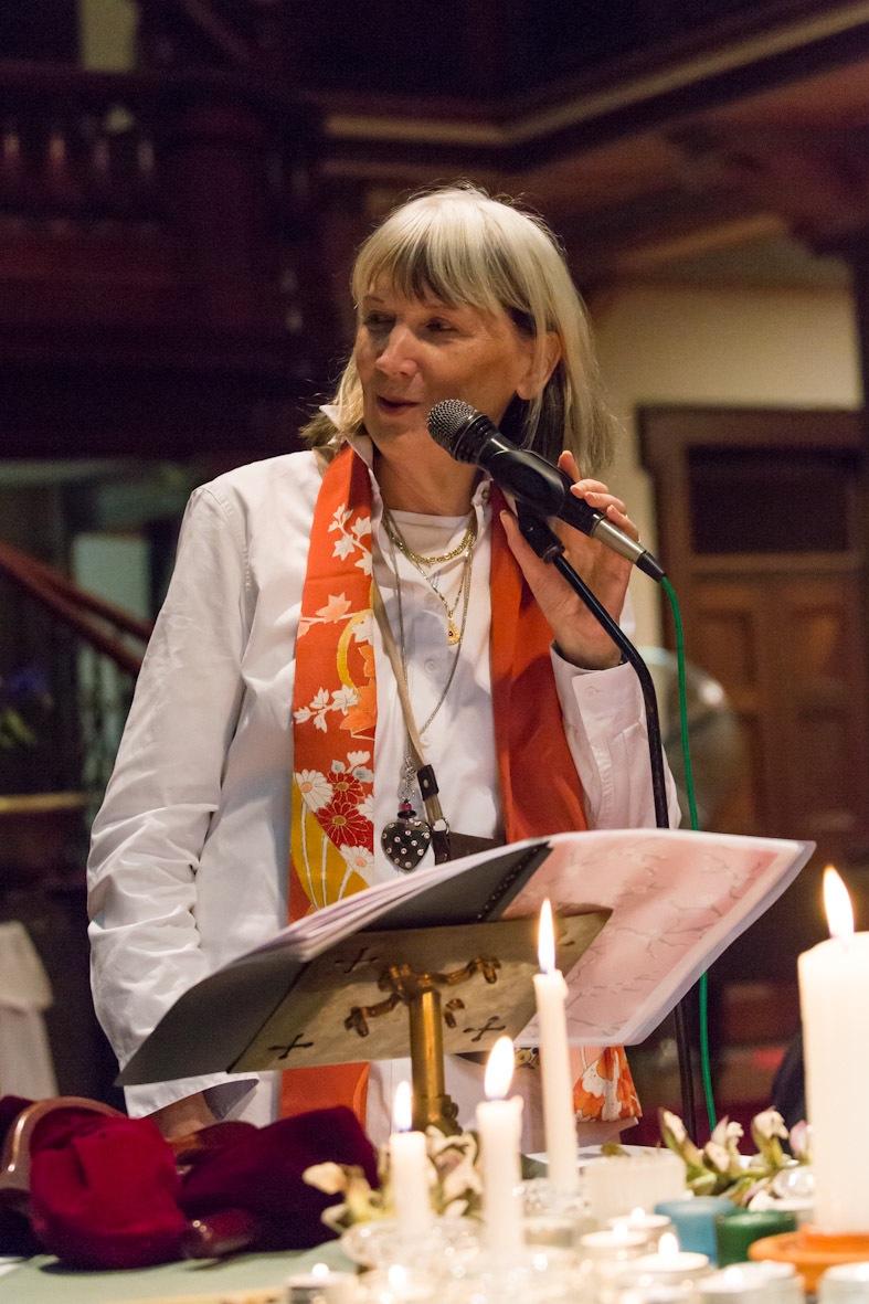 Stephanie Dowrick biography
