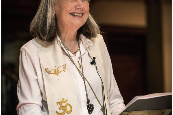 Stephanie Dowrick speaks on transformative appreciation
