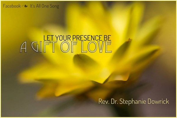 Stephanie Dowrick on caring for yourself
