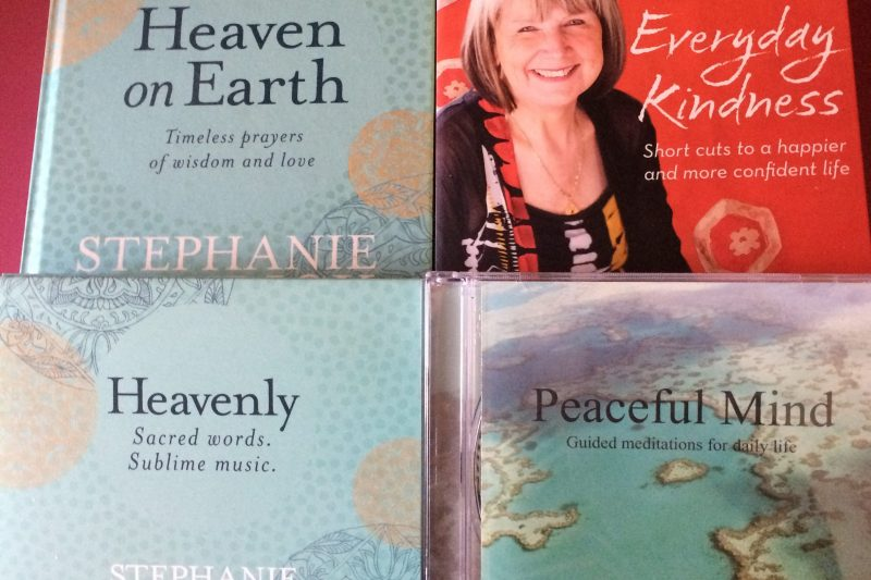 Universal Heart Newsletter from Stephanie Dowrick